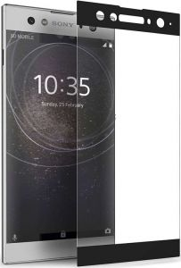 Защитное стекло для Sony Xperia XA2 Ultra (H4213) PowerPlant Full screen Black