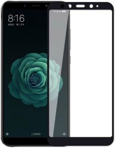 Защитное стекло для Xiaomi Mi 6X / Mi A2 PowerPlant Full screen Black