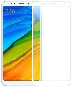 Защитное стекло для Xiaomi Redmi 5 PowerPlant Full screen White