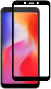 Защитное стекло для Xiaomi Redmi 6 PowerPlant Full screen Black