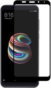 Защитное стекло для Xiaomi Redmi 5 Plus / Redmi Note 5 (Single Camera) PowerPlant Full screen Black