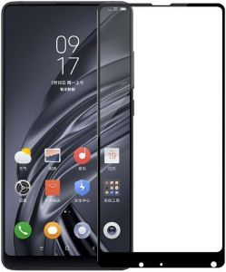 Защитное стекло для Xiaomi Mi Mix 2 PowerPlant Full screen Black