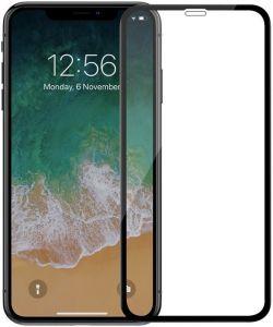 Защитное 5D-стекло для Phone XS Max / 11 Pro Max (6.5'') PowerPlant Black