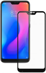 Защитное стекло для Xiaomi Redmi 6 Pro / Mi A2 Lite PowerPlant Full Screen Black (GL605989)