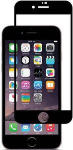 Защитное стекло для iPhone 8Plus / 7 Plus PowerPlant Full Screen Black (GL606047)