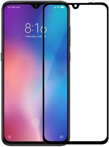Защитное стекло для Xiaomi Mi 9 PowerPlant Full Screen Black (GL606214)