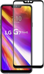 Защитное стекло для LG G7 Plus / G7 (ThinQ) PowerPlant Full Screen Black (GL606252)