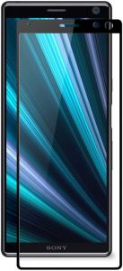 Защитное стекло для Sony Xperia 10 (I4113) PowerPlant Full Screen Black (GL606269)
