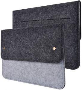 Чехол-конверт для MacBook Pro 15'' Retina (2016-2019) Gmakin Grey (GM05-15)