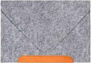 Чехол-конверт для MacBook Pro 13'' Retina (2016-2019) / Air 13'' Retina (2018) Gmakin Grey (GM10-13New)