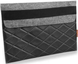 Чехол-конверт для MacBook 12'' (2015-2017) Gmakin Grey (GM18-12)