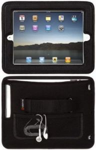 Чехол для iPad 2/3/4 Griffin CINEMASEAT Black (GR-GB03827-2)