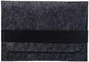 Чехол-конверт войлочный для планшетов с диагональю 9.7'' - 11'' горизонтальный Gmakin Grey (GT02)