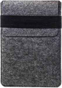 Чехол-конверт войлочный для планшетов с диагональю 9.7'' - 11'' Gmakin Grey (GT04)