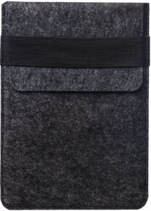 Чехол-конверт войлочный для планшетов с диагональю 9.7'' - 10.5'' Gmakin Light Grey (GT05)