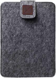 Чехол-конверт на липучке для планшетов с диагональю 9.7'' - 11'' Gmakin Light Grey (GT07)