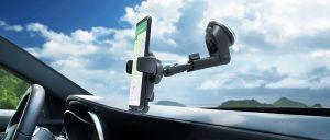 Автодержатель для iPhone X / XS / XR / XS Max / 8 Plus / 8 / 7 Plus / 7 / 6 Plus / 6 / SE / 5 iOttie Easy One Touch 4 Dash & Windshield Mount (HLCRIO125)