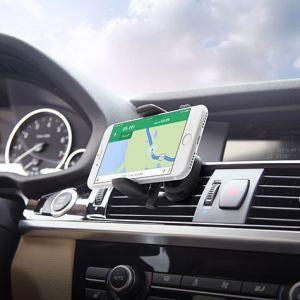 Автодержатель для iPhone X / XS / XR / XS Max / 8 Plus / 8 / 7 Plus / 7 / 6 Plus / 6 / SE / 5 iOttie Easy One Touch 4 Air Vent Mount (HLCRIO126)