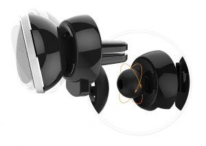 Автодержатель (до 7'') iOttie iTap Magnetic Air Vent Car Mount (HLCRIO151RT)