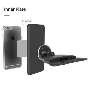 Автодержатель (до 7'') iOttie iTap Car Mount Magnetic CD Slot Holder (HLCRIO152)