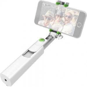Монопод для селфи iOttie MiGo Mini Selfie Stick White (HLMPIO120WH)