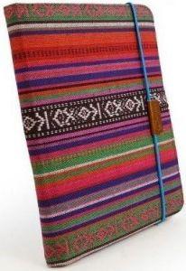 Универсальный чехол для планшетов до 7'' Tuff-Luv Embrace Plus Material Case Cover Navajo (I4_15)