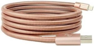 Кабель FuseChicken USB Cable to Lightning Titan 1,5m Rose Gold (IDSR15)