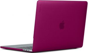Чехол для MacBook Pro 13'' Retina (2016-2018) Incase Hardshell Case Dots - Mulberry (INMB200260-MBY)