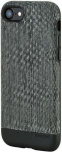 Чехол для iPhone 8 / 7 (4.7'') Incase Textured Snap Heather Black (INPH170241-HBK)
