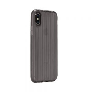 Чехол для iPhone X/XS Incase Protective Guard Cover Black Frost (INPH190380-BLK)