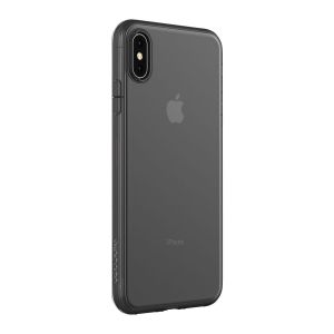 Чехол для iPhone XS MAX (6.5'') Incase Protective Clear Cover - Black (INPH220553-BLK)