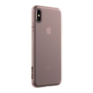 Чехол для iPhone XS MAX (6.5'') Incase Protective Clear Cover Rose Gold (INPH220553-RGD)