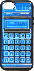 Чехол для iPhone 5/5S/SE TYTL PILLO CALCULATOR (IP5PILCALBKBL-T)