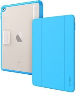 Чехол для iPad Air 2 Incipio Octane Folio Frost Cyan (IPD-352-CYN)