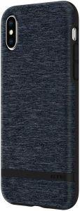 Чехол для iPhone X Incipio Esquire Series - Blue (IPH-1631-BLU)