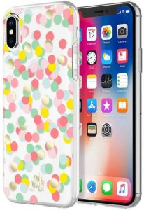 Чехол для iPhone X/XS Oh Joy x Incipio Case Scattered Confetti (IPH-1674-SCF)