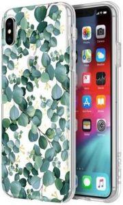 Чехол для iPhone XS MAX (6.5'') Incipio Design Series Classic Eucalyptus (IPH-1765-EUC)