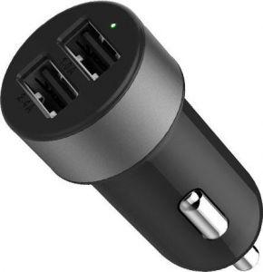 Автомобильное зарядное устройство Lab.C 582 Dual USB Car Charger A.L Space Gray (3.4 A) (LABC-582-GR_N)