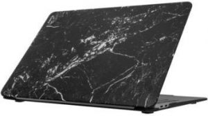 """Чехол-накладка для MacBook Air 13"""" (2018) Laut HUEX ELEMENTS Black Marble (LAUT_13MA18_HXE_MB)"""