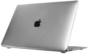 "Чехол-накладка для MacBook Air 13"" (2018) Laut Slim Cristal-X Transparent (LAUT_13MA18_SL_C)"