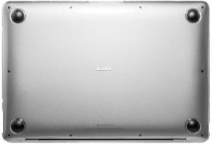 "Чехол-накладка для MacBook Air 13"" (2018) Laut Slim Cristal-X Transparent (LAUT_13MA18_SL_C)"