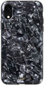 Чехол для iPhone XR (6.1'') LAUT PEARL Black (LAUT_IP18-M_PL_BK)