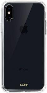 Чехол для iPhone XS/X (5.8'') LAUT Crystal-X Clear (LAUT_IP18-S_CX)