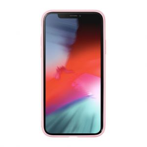 Чехол для iPhone XS/X (5.8'') LAUT MINERAL GLASS Pink (LAUT_IP18-S_MG_MP)
