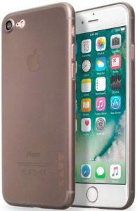 Чехол для iPhone 8 / 7 (4.7'') LAUT SLIMSKIN Black (LAUT_IP7_SS_BK)