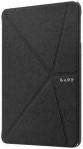 Чехол для iPad Mini 4 LAUT TRIFOLIO Case Black (+ пленка) (LAUT_IPM4_TF_BK)