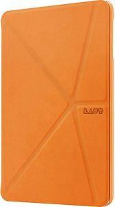 Чехол для iPad Mini 4 LAUT TRIFOLIO Case Orange (+ пленка) (LAUT_IPM4_TF_O)
