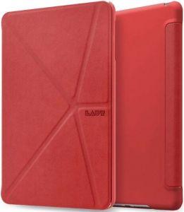 Чехол для iPad Mini 4 LAUT TRIFOLIO Case Red (+ пленка) (LAUT_IPM4_TF_R)