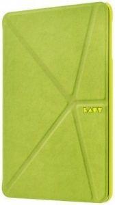 Чехол для iPad Mini 4 LAUT TRIFOLIO Case Green (+ пленка) (LAUT_IPM4_TF_GN)