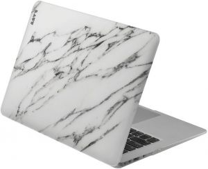 Чехол для MacBook Air 13'' (2010-2017'') LAUT HUEX Marble White (LAUT_MA13_HXE_MW)